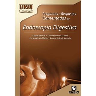 Livro - Bizu Comentado - De Perguntas e Respostas comentadas de Endoscopia Digestiva - Ferrari Jr.