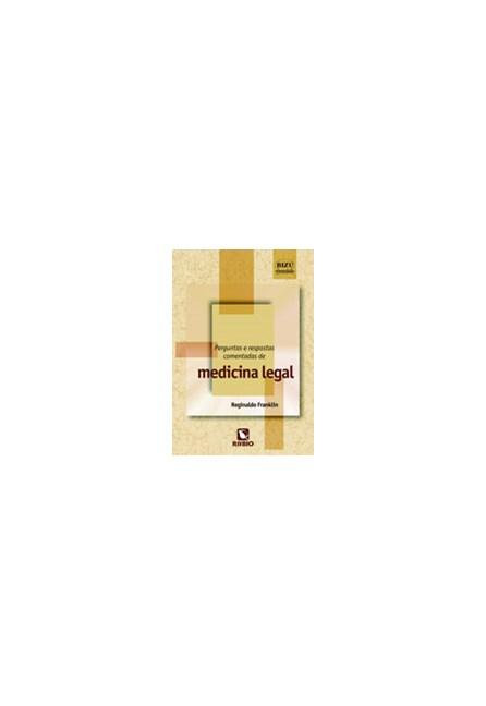 Livro - Bizu Comentado - Medicina Legal - Franklin #