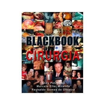 Livro - Blackbook Cirurgia - Oliveira