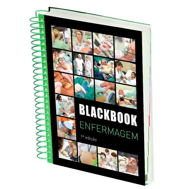 Livro - Blackbook Enfermagem - Oliveira