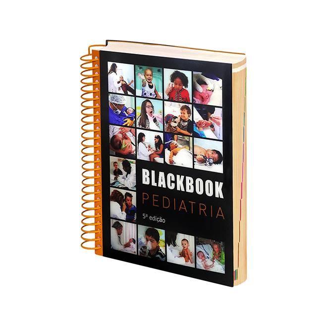 Livro - Blackbook Pediatria - Oliveira 5ª edição