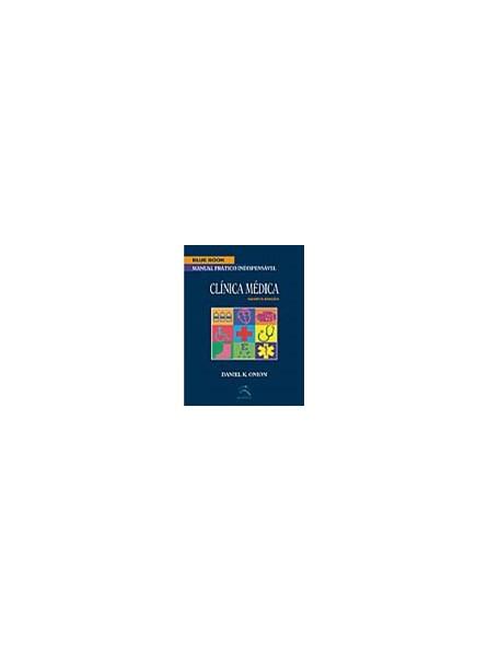 Livro - Blue Book Clínica Médica - Onion