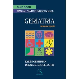 Livro - Blue Book - Geriatria - Gershman