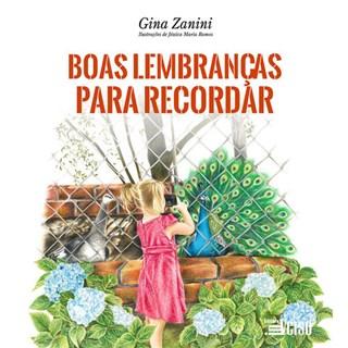 Livro - Boas Lembranças para Recordar - Zanini - Inverso