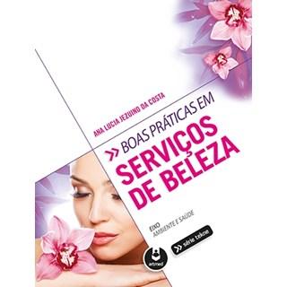 Livro - Boas Práticas em Serviços de Beleza - Costa