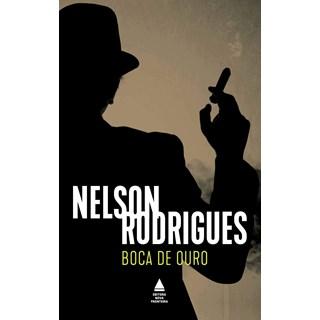 Livro Boca de Ouro - Rodrigues - Nova Fronteira