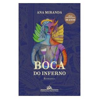 Livro - Boca do inferno (Nova edição) - Miranda 1º edição