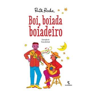 Livro - Boi, Boiada, Boiadeiro - Ruth Rocha