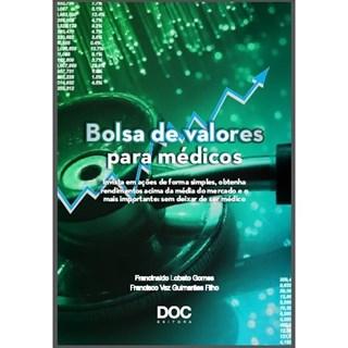 Livro - Bolsa de valores para médicos - Gomes