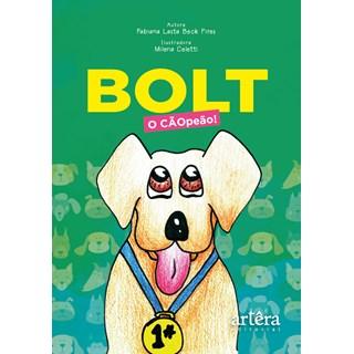 Livro - Bolt - Pires - Appris