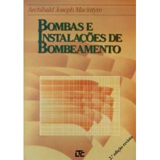 Livro - Bombas e Instalações de Bombeamento - Macintyre