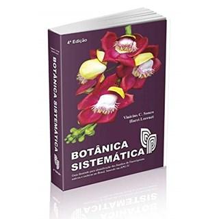 Livro Botânica Sistemática - Souza - Plantarum