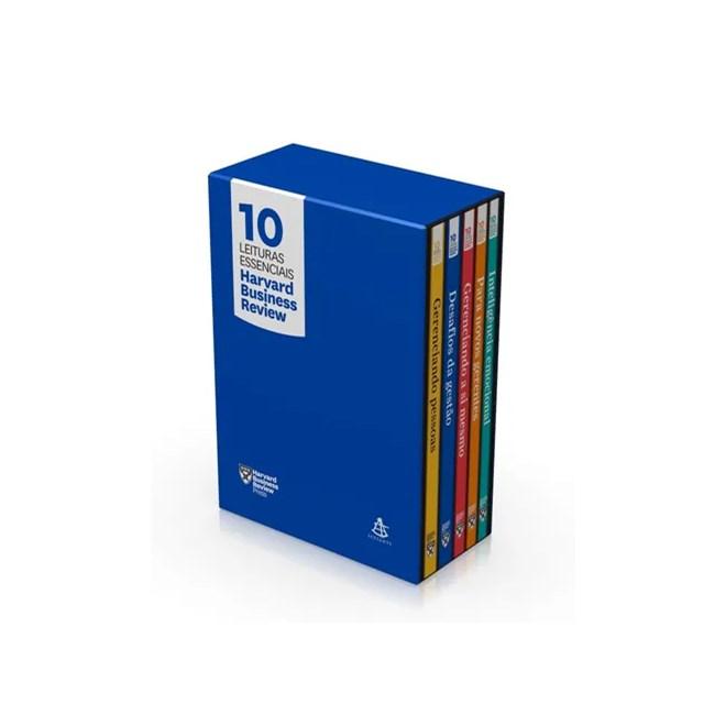 Livro - Box 10 Leituras Essenciais - Review