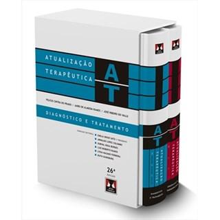 Livro - Box Atualização Terapêutica 2018 - 2 Vol.  - Prado