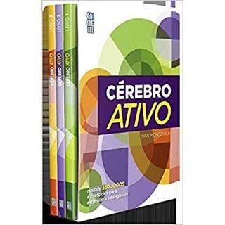 Livro - Box Cérebro Ativo - Moschovich - Coquetel
