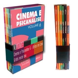 Livro - Box Cinema e Psicanálise - Dunker