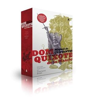 Livro Box Dom Quixote - Cervantes - Nova Fronteira