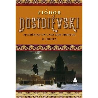 Livro - Box Fiodor Dostoievski -  Dostoievski