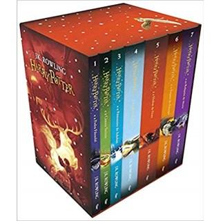 Livro - Box Harry Potter 7 volumes - Edição Premium - Rowling