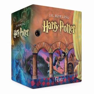 Livro Box Harry Potter Tradicional - Rowling - Rocco