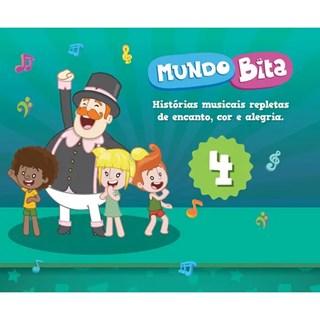 Livro - Box Mundo Bita 4 - Pixel