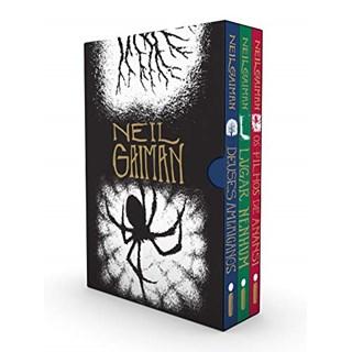 Livro Box Neil Gaiman - Gaiman - Intrínseca