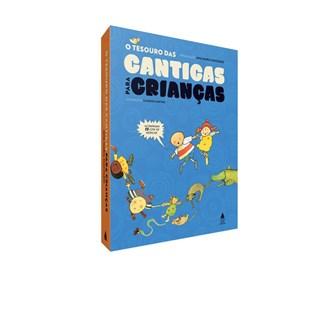 Livro - Box O Tesouro das Cantigas para Crianças - Ana Maria Machado
