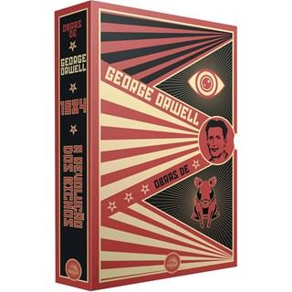 Livro Box Obras De George Orwell - Pandorga