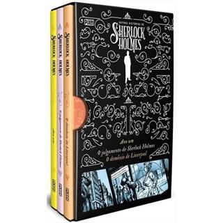 Livro - Box - Outras Histórias de Sherlock Holmes - Beatty