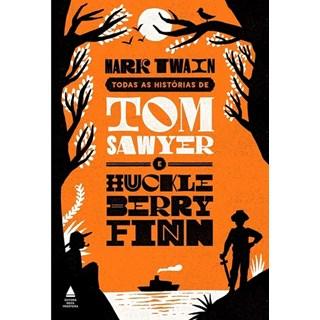 Livro - Box Todas as História de Tom Sawyer e Huckleberry Finn - Twain