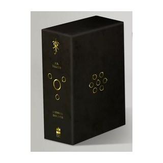 Livro - Box Trilogia O Senhor dos Anéis - Tolkien 1º edição