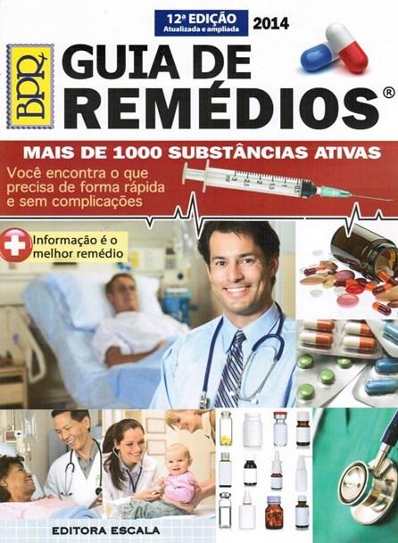 Livro - BPR Guia de Remédios 2014