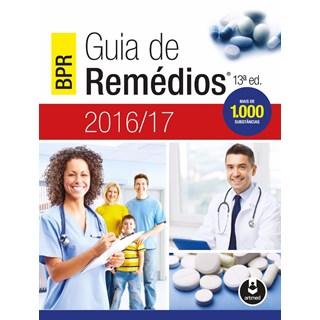Livro - BPR Guia de Remédios 2016/17