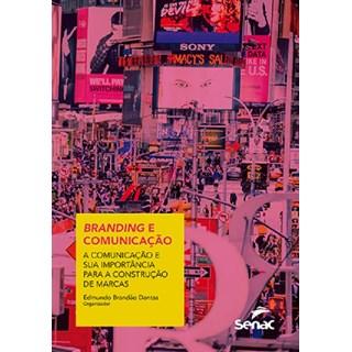 Livro - Branding e Comunicação - Dantas