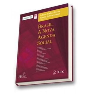Livro - Brasil - A Nova Agenda Social - Bacha