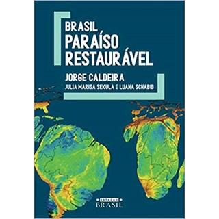 Livro Brasil: Paraíso Restaurável - Caldeira - Sextante