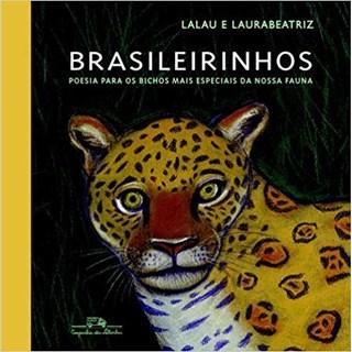 Livro - Brasileirinhos - Lalau e Laurabeatriz