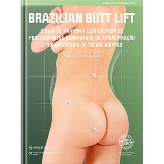 Livro Brazilian Butt Lift - Souza - Napoleão