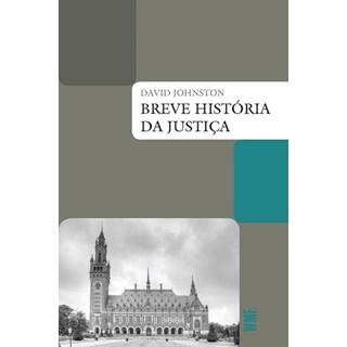 Livro - Breve História da Justiça - Santos