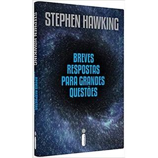 Livro - Breve Respostas para Grandes Questões - Hawking