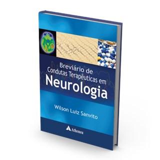 Livro - Breviário de Cundutas Terapêuticas em Neurologia - Santa Casa de São Paulo - Sanvito