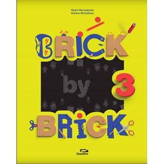 Livro - Brick by Brick - Vol 3 - Strandfor