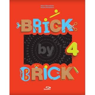 Livro - Brick by Brick - Vol 4 - Strandfor