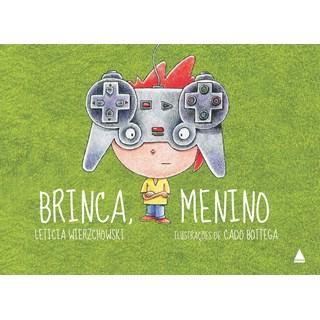 Livro - Brinca Menino - Wierzchowski - Nova Fronteira
