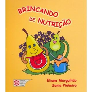 Livro - Brincando de Nutrição - Mergulhão
