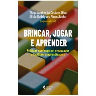 Livro - Brincar, jogar e aprender - da Costa e Silva 1º edição