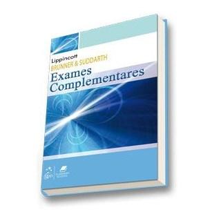 Livro - Brunner & Suddarth - Exames Complementares - Lippincott