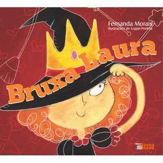 Livro Bruxa Laura - Morais - Inverso