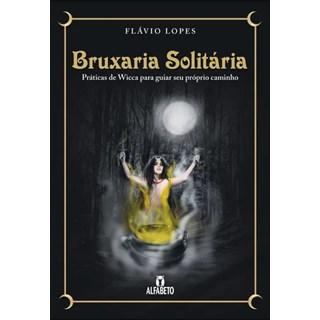 Livro - Bruxaria Solitária - Lopes