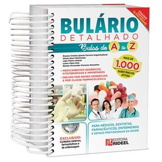 Livro - Bulário Detalhado - Bulas de A a Z - Ferreira
